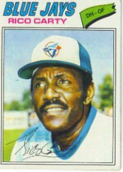 1977 Topps Baseball Cards      465     Rico Carty